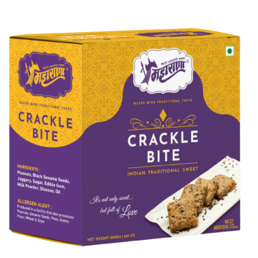 Crackle Box Mock up
